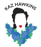 KAZ HAWKINS LOGO 2015